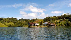 Batang-ai Reservoir, borneo