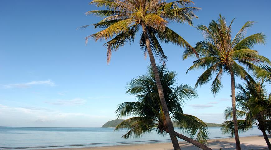 Langkawi Beach, borneo