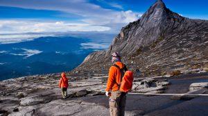 Mt. Kinabalu, borneo