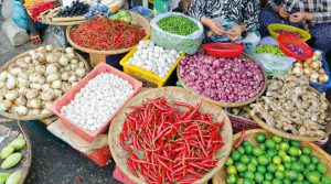 Southern Vietnam Market Stall, taste