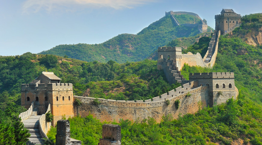 Great Wall, China, travel wish list