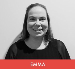 Emma, staff hotlist