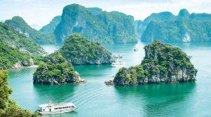 Halong Bay, Vietnam, travel wish list