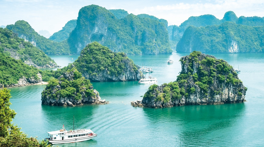 Halong Bay, Vietnam, travel wish list