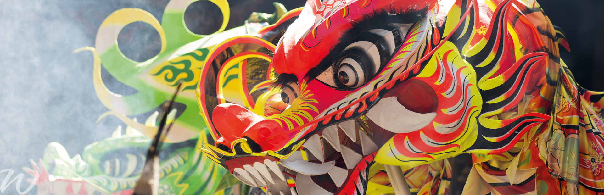 Chinese-new-year-dragon-dancers, year of the dog