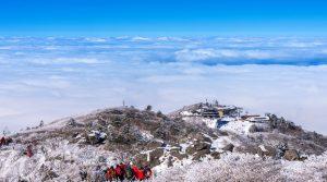 Stunning-alpine-scenery-of-South-Korea, winter olympics