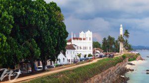 Historic Galle Fort, tour Sri Lanka