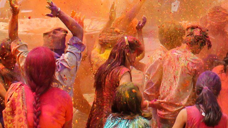 Holi Festival celebrations, holi festival