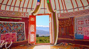 Nomadic life, Mongolia, flying safe