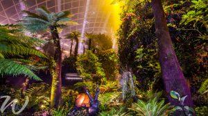 Secret Garden, Gardens by the Bay,travel to Singapore