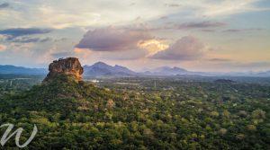 Sigiriya, Lion Rock, tour Sri Lanka