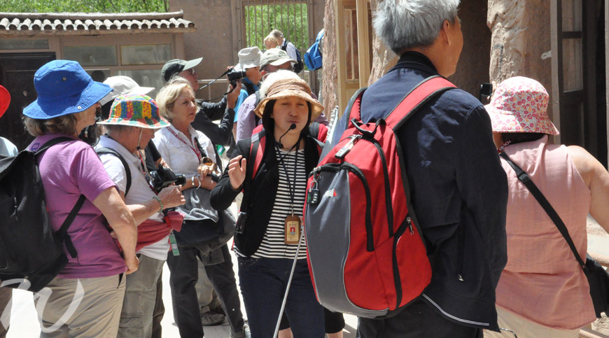 Our guides are central to the enjoyment of our tours, china tour guide