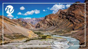 Vast landscapes near Manali