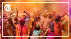 Holi Festival celebrations, asia bucket list