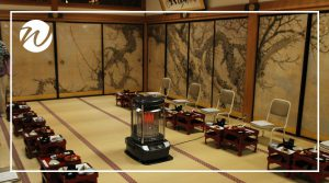 Dining Room at a Temple Stay, Koyasan, Asia bucket list