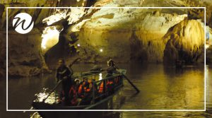 Explore the immense caves systems, Asia bucket list