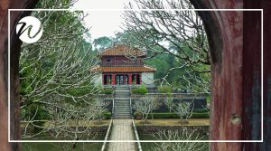 Royal Tomb of Minh Mang, Hue, Historic sites of Vietnam