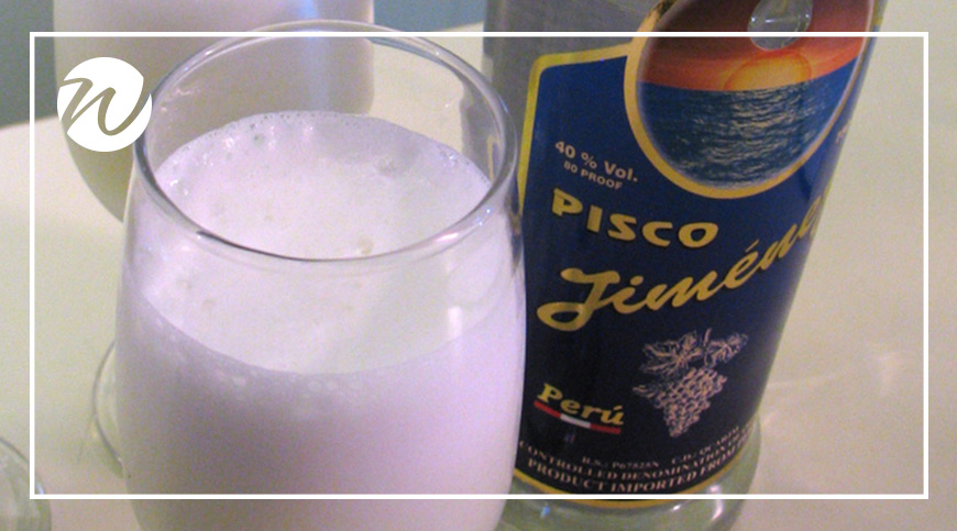 Pisco Sour anyone?