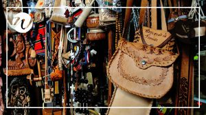South American souvenirs - so many to choose from!