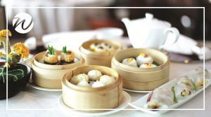 Dim Sum is not to be missed!
