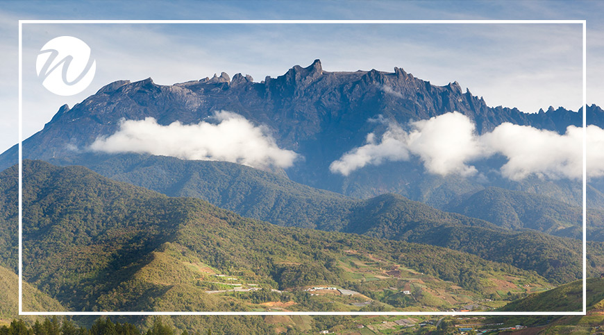 Discover the surrounds of Kinabalu