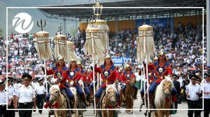 Naadam Festival Opening Ceremony