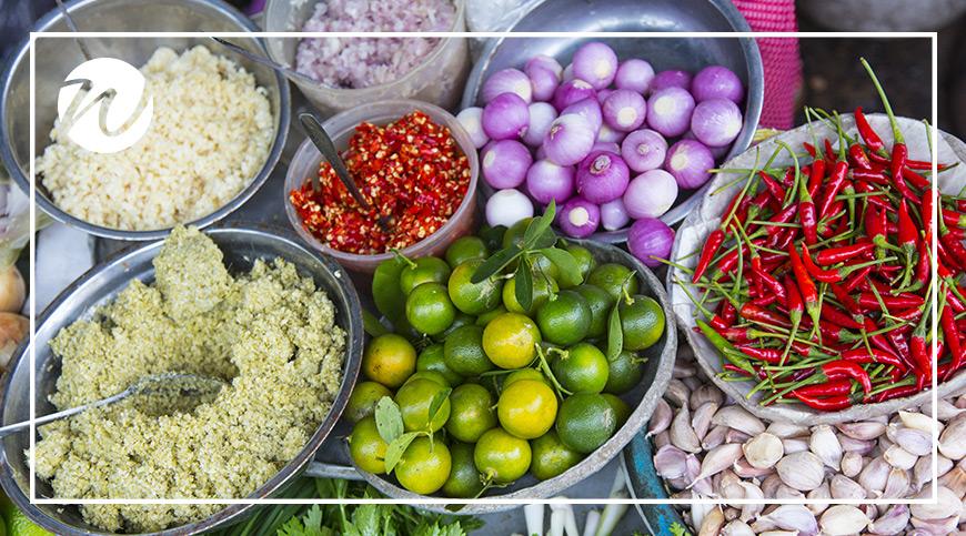 Vibrant Ben Thanh Markets
