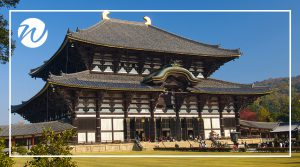 Todai-ji Temple, Nara, temples and shrines