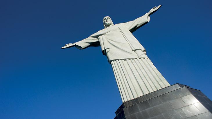 Christ the Redeemer, Rio de Janiero, Brazil
