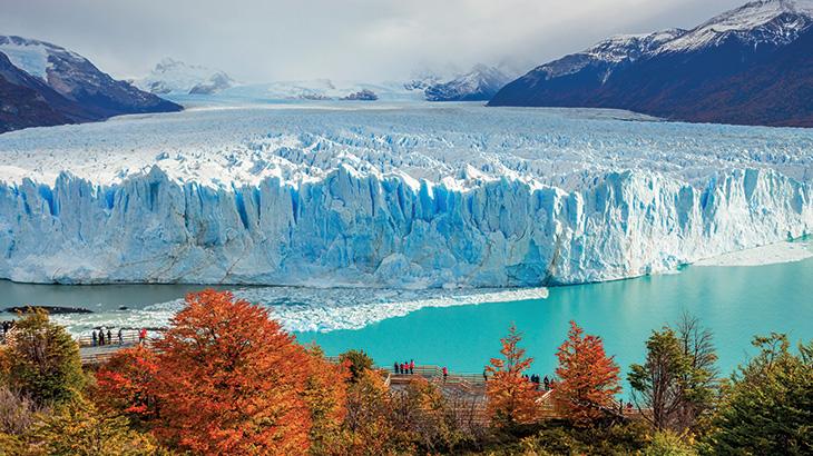 Perito Merino Glacier, South America