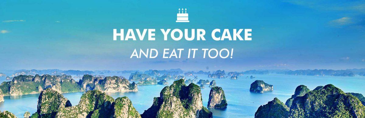 Cake header