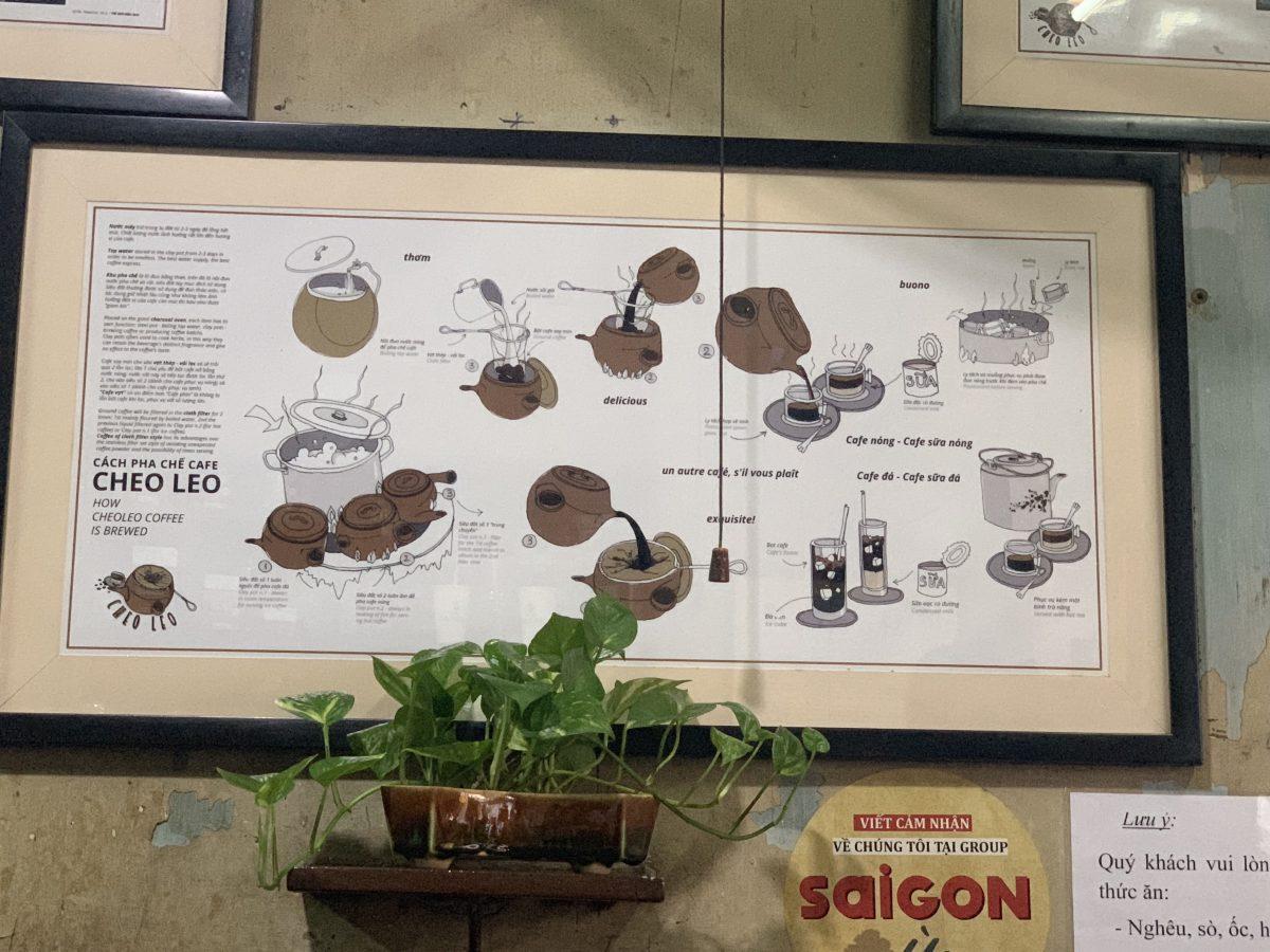 The art of cà phê đá