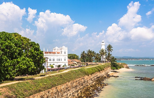 Day 11: Galle Fort