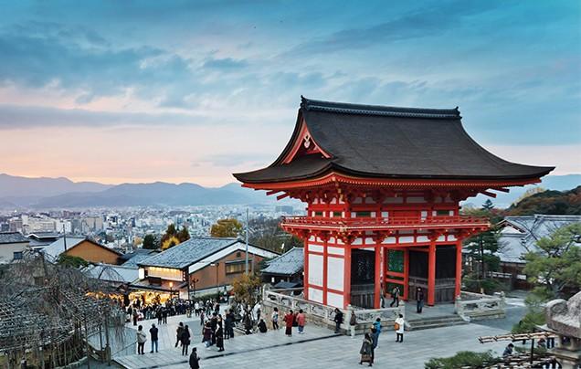 Day 4: Tokyo to Kyoto