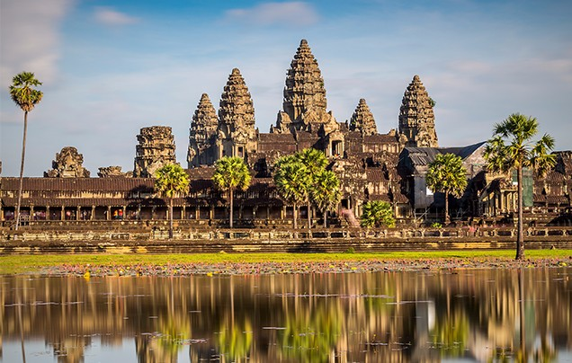 Day 10: Explore Angkor