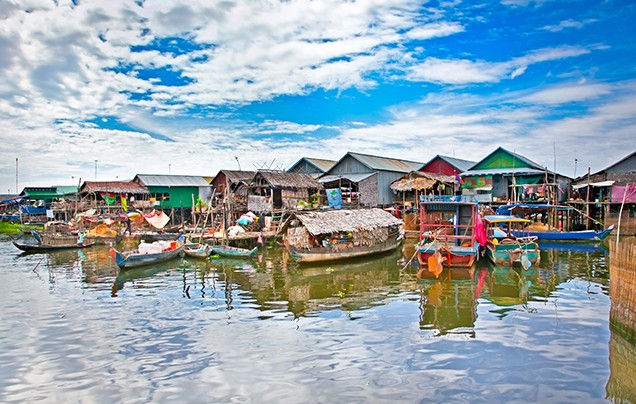 Day 10: Tonle Sap Lake