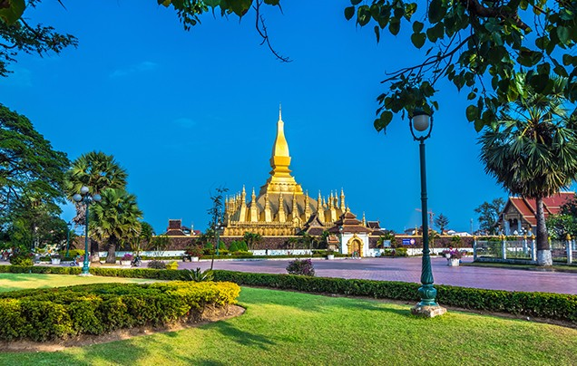 Day 13: Discover Vientiane
