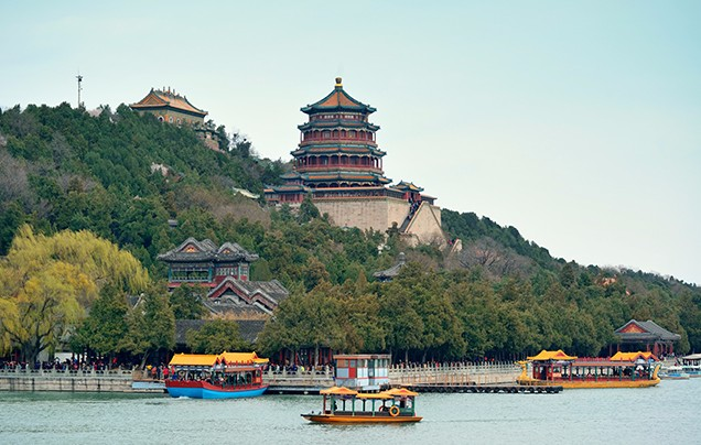 Day 4: Great Wall & Summer Palace