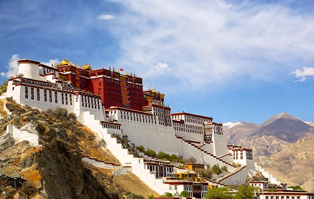 Day 8: Potala Palace and Norbulingka