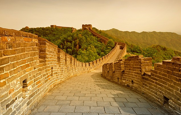 Day 22: Great Wall
