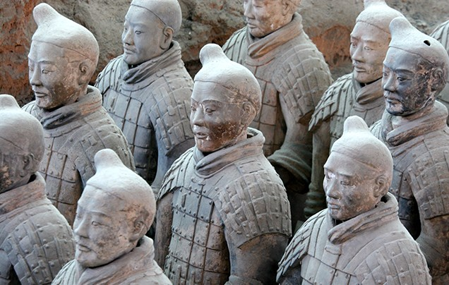 DAY 5: TERRACOTTA WARRIORS