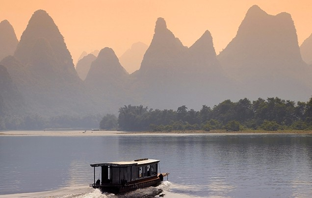 DAY 5: LI RIVER CRUISE