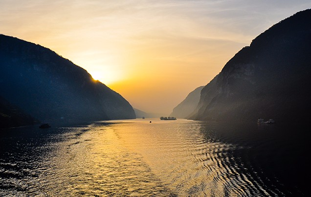 Days 9-11: Yangtze River cruise