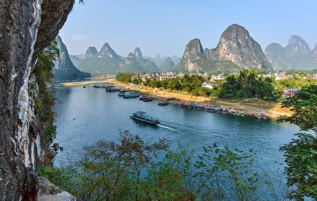 Day 6: Beautiful Guilin