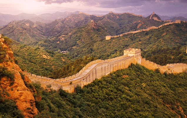 DAY 11: GREAT WALL OF CHINA
