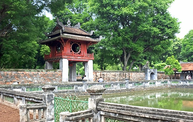 DAY 3: TEMPLE OF LITERATURE AND LAO CAI