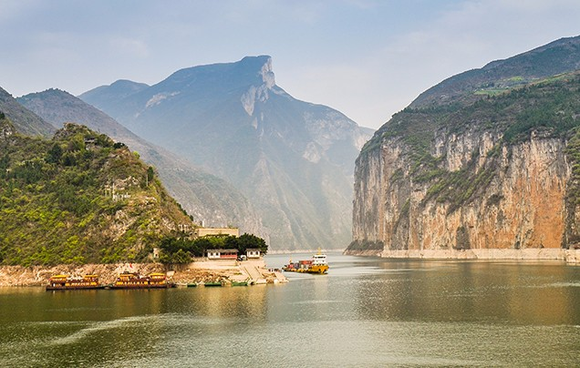Days 8-10: Yangtze cruise