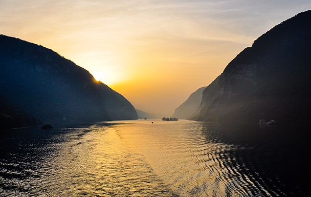 Days 11-12: Yangtze River cruise