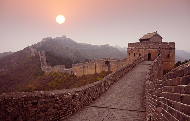 Day 3: Great Wall of China