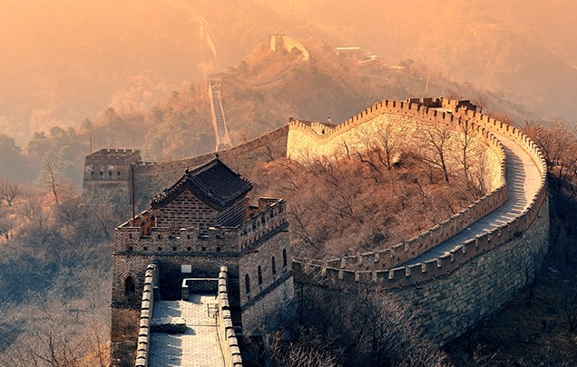 Day 8: Great Wall of China